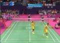 奥运视频-索罗金娜飞身暴扣 羽毛球混双小组赛