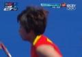 奥运视频-中国女曲队首战韩国队1-0结束上半场