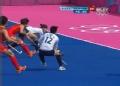 奥运视频-金宗垠快攻门前险进球 中国VS韩国