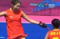 奥运视频-赵玉雕大力激射破门 2-0中国优势明显