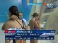 奥运视频-吴敏霞何姿稳获第一 女子双人3米板