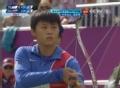 奥运视频-林辛俊中红心 射箭中华台北VS俄罗斯