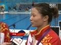 奥运视频-吴敏霞何姿夺冠采访 不敢相信成冠军