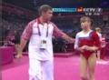奥运视频-格里施纳高空转 女子自由体操资格赛