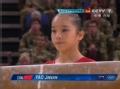奥运视频-伤员姚金男掉下平衡木 单项决赛堪忧