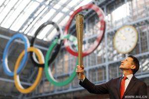 七年路伦敦奥运申办很艰难