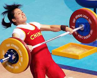 连续摘下雅典和北京两枚金牌的陈艳青,则已经退役并且进入仕途。