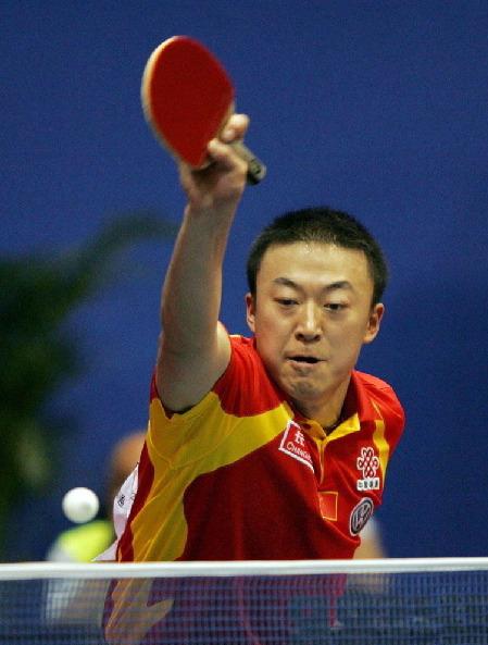 """三枚奥运金牌得主马琳尽管奋战到了最后一刻,但是随着中国乒乓球队近日宣布""""P卡""""(替补名额)花落许昕,也彻底断绝了马琳参加伦敦奥运会的希望。"""