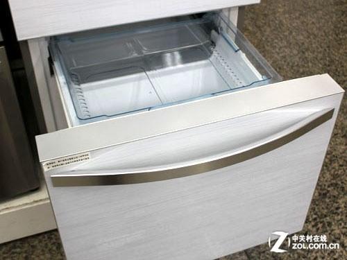 浓厚意式风格 卡萨帝三开门冰箱6174元