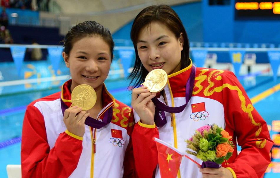 12年伦敦奥运会跳水_北京时间7月29日晚,2012年伦敦奥运会开始了跳水比赛首日争夺.