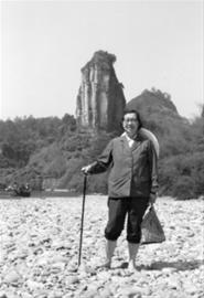 1986年在武夷山采集标本