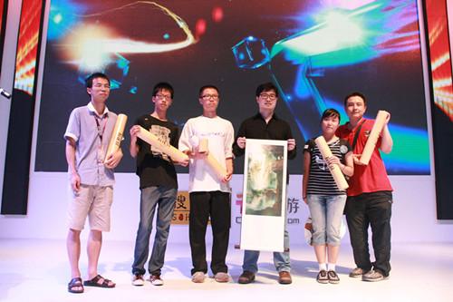 图3  轩辕剑之父蔡明宏现身上海Chinajoy为《轩辕剑6》造势