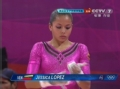 奥运视频-委内瑞拉选手高低杠 女子体操资格赛