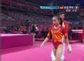 奥运视频-姚金男机敏化险 女子自由体操资格赛