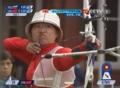 奥运视频-程明10环扩大比分 射箭中国VS俄罗斯