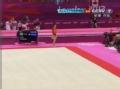 奥运视频-姚金男再战自由体操 女子体操资格赛
