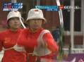 奥运视频-方玉婷稳扎稳打9环 射箭中国VS俄罗斯