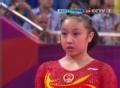 奥运视频-邓琳琳急速完美落地 女子跳马资格赛