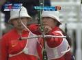 奥运视频-徐晶九环保持领先 射箭中国VS俄罗斯