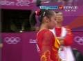 奥运视频-黄秋爽高杠大回环  女子高低杠资格赛