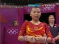 奥运视频-何可欣当仁不让 高低杠公主发挥出色