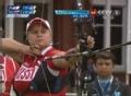 奥运视频-俄罗斯连射三十环 射箭日本VS俄罗斯