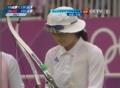 奥运视频-李成金雨中发挥不良 射箭中国VS韩国
