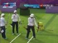 奥运视频-中国队尽展雄姿 韩国队穷追不舍打平