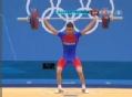 奥运视频-弗罗林抓举121kg成功 举重男子56kg级