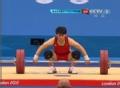 奥运视频-陈李国权霸气不足 举重男子56公斤级