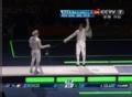 奥运视频-阿伦第二局完胜 佩剑匈牙利VS意大利