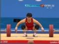 奥运视频-陈李国权125kg再失败 举重男子56kg级