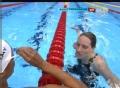 奥运视频-法国女将莫菲特夺金 女子400米自由泳