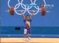 奥运视频-罗德里格斯挺举成功 举重男子56kg级