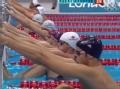 奥运视频-程飞轶小组第三 男子100米仰泳半决赛