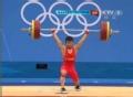 奥运视频-吴景彪再战156kg成功 举重男子56kg级