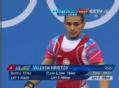 奥运视频-瓦伦丁举159kg赢欢呼 举重男子56kg级