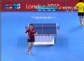 奥运视频-邢延华失分略显急躁 乒乓球女子单打