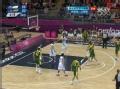 奥运视频-波修斯弧顶三分 男篮阿根廷vs立陶宛