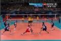 奥运视频-索萨强力发球无人可挡 巴西VS突尼斯