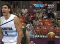 奥运视频-斯科拉霸气1打2 男篮阿根廷VS立陶宛