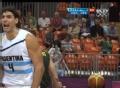 奥运视频集锦-斯科拉爆发 男篮阿根廷VS立陶宛