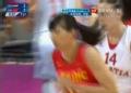 奥运视频-高颂突破上篮命中 女篮克罗地亚VS中国