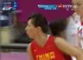 奥运视频-陈楠跳投球进得分 女篮克罗地亚VS中国