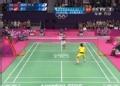 奥运视频-王仪涵开局遭扣杀 羽毛球女单小组赛
