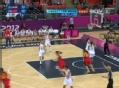 奥运视频-陈晓丽抢篮板得分 女篮克罗地亚VS中国