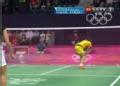 奥运视频-王仪涵失误下底不到位 对手扣杀得分