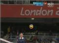 奥运视频-大梅机敏拦网得分 女排中国VS土耳其