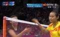 奥运视频-王仪涵2-0轻松进16强 女羽单打