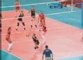 奥运视频-张磊发球直压死角 女排中国VS土耳其